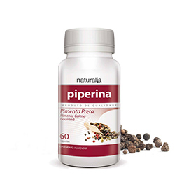 Piperina<br>Naturalia